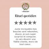 Vos retours les Bouclettes !   Merci pour vos superbes retours, c'est très touchant et un réel plaisir de savoir que les produits La Bouclette sublime vos chevelures au quotidien 💖  Et si toi, tu ne connais pas ni la marque, ni nos produits fonce découvrez le site la-bouclette.com et en plus on t'offre immédiatement -10% avec le code BOUCLETTE1 !   C'est magique ✨  Sublimons ensemble nos chevelures  LA BOUCLETTE 💚 • • • • • • • •#cheveuxcrepus #nappyhair #afrohair #afro #cheveuxbouclés boucles #cheveuxafro #hairstyle #hair #naturalhairgrowth #afrohairstyle #naturalhair #nappy #curlyhair #curlyhairstyles #frizzyhair #sundaycare #care #takecareofyou #reunionisland #afrohairstyle #nappyafro #nature #naturalhairgrowth #natural #labouclette #africanbeauty #goodvibes #afrohairstyle #Africa #nappyhair
